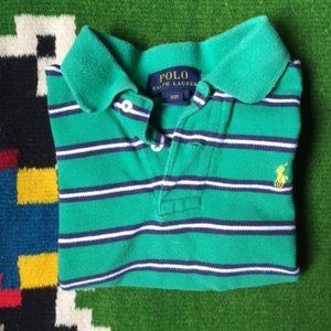 Polo Striped Boys